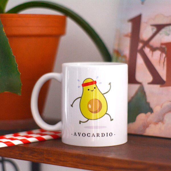 кружка с авокадо avocardio купить с доставкой в Минске